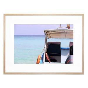 Beyond the Horizon - Framed Print