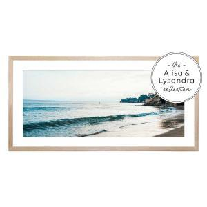 Soft Shores - Framed Print