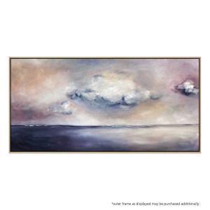 Matchstick Sky - Canvas Print