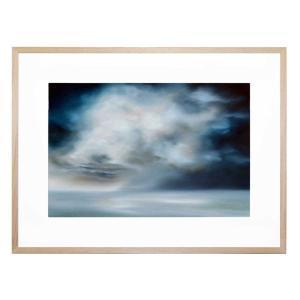 Cumulous 2 - Framed Print