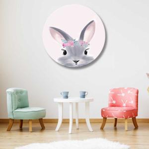 Billie The Bunny - Acrylic Art