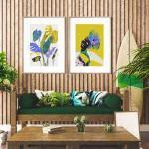 African Roots / Ayo - Framed Prints