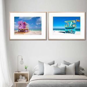 Beach Shack 2 / Beach Shack - Framed Prints