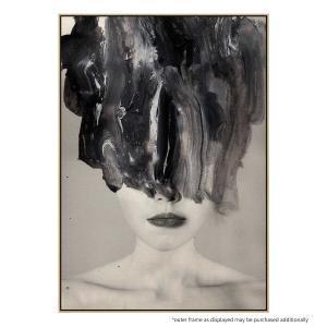 Untitled 1 (JM) - Canvas Print