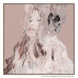 Untitled 2 (JM) - Canvas Print