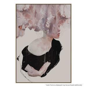Untitled 7 (JM) - Canvas Print