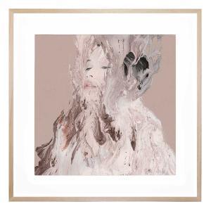Untitled 2 (JM) - Framed Print