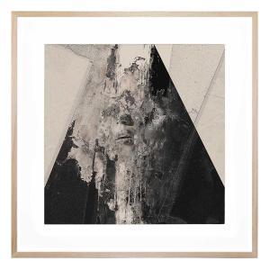 Untitled 6 (JM) - Framed Print