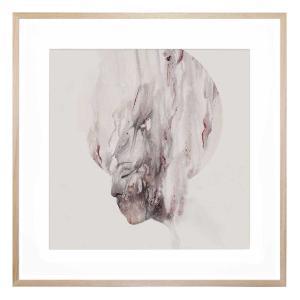 Untitled 9 (JM) - Framed Print