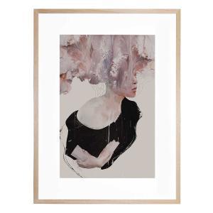 Untitled 7 (JM) - Framed Print