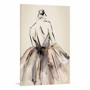 Always Ballet - Canvas Print - ONE ONLY