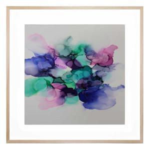 Flowers For No Reason - Framed Print