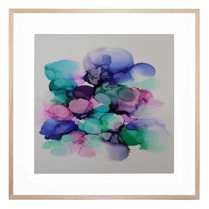 Flowers For No Reason 2 - Framed Print