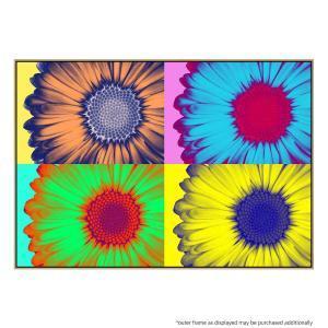 Pop Art Daisy - Canvas Print