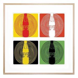 Soda Pop 2 - Framed Print