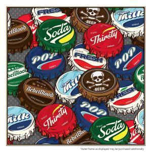 Soda Pop - Canvas Print
