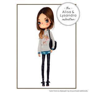 Lilliana - Canvas Print