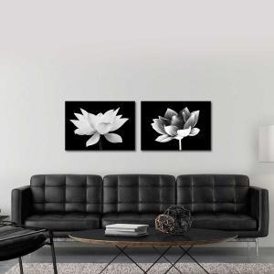 Lotus Me 2 / Lotus Me - Canvas Print