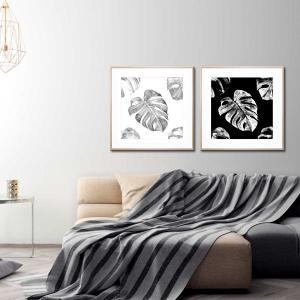 Monstera Mia 2  / Monstera Mia - Framed Print