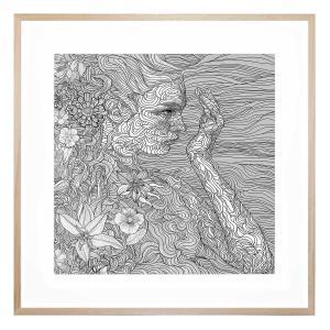 Daydreamer - Framed Print
