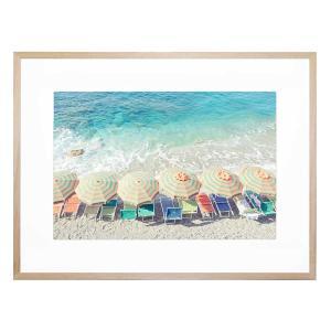 Beach Life - Framed Print