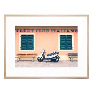 Italian Yacht Club - Framed Print