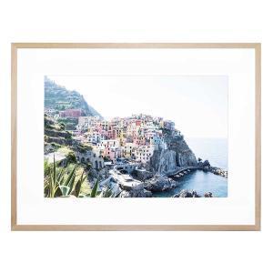 Manarola - Framed Print