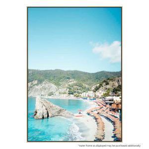 Monterosso - Canvas Print