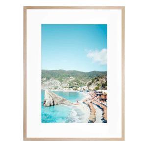 Monterosso - Framed Print