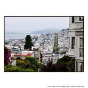 From The Top SF - Canvas Print