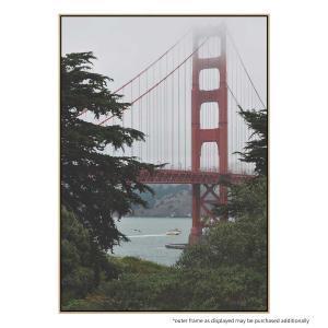 Golden Gate - Canvas Print