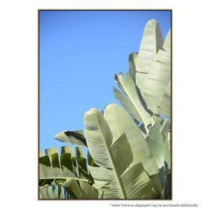 Green Botanica - Canvas Print