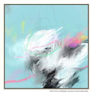 Burning II - Canvas Print