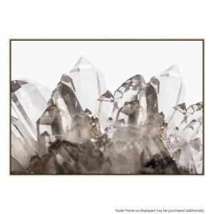Crystal Healing - Canvas Print