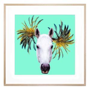 Dreaming Palms - Framed Print