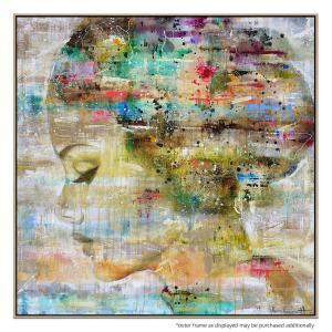 Creative Thought - Canvas Print