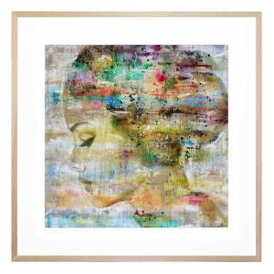 Creative Thought - Framed Print
