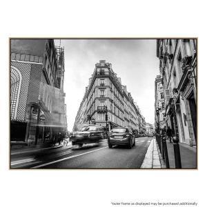 Paris Quarter - Canvas Print
