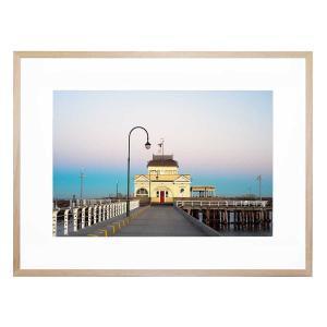 St Kilda Pier - Framed Print