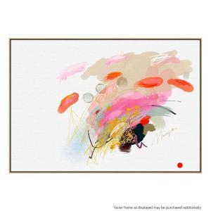 A Fish Rainbow - Canvas Print