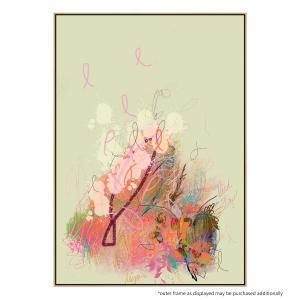 Bird Nest - Canvas Print