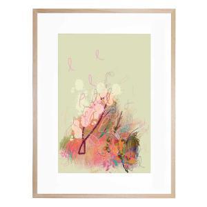 Bird Nest - Framed Print