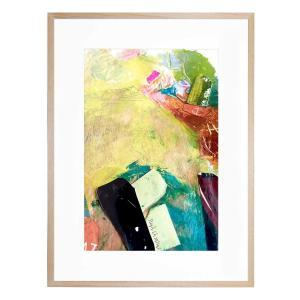 Fish Out Of Water - Framed Print