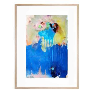 Hawaiian Flowers - Framed Print
