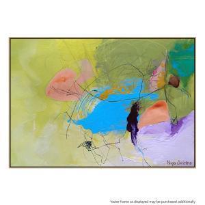 Jungle Abstract - Canvas Print