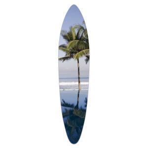 Tropical Beach - Acrylic Art