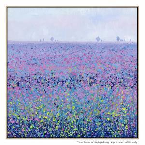 Lilac Bliss - Painting