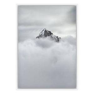 The Peak - White Frame - ONE ONLY