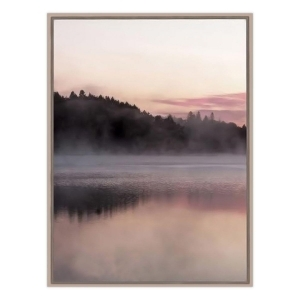 Lake Mist - Natural Frame - ONE ONLY