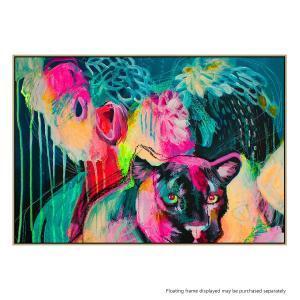 Black Lux - Canvas Print
